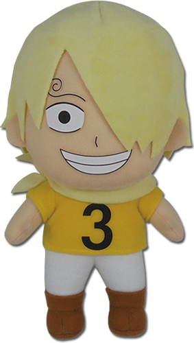One Piece - Sanji Child Plush 8'', an officially licensed product in our One Piece Plush department.