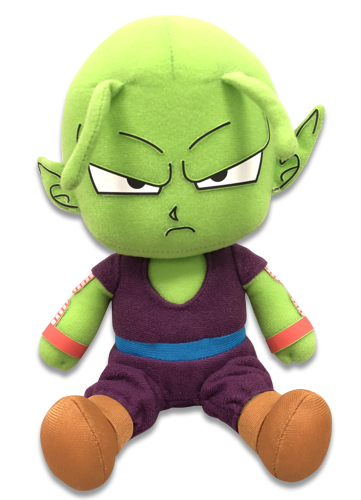 Dragon Ball Super - Piccolo Sitting Plush 7