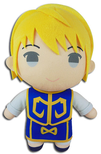 Hunter X Hunter - Curapika Plush 8'', an officially licensed product in our Hunter X Hunter Plush department.