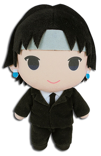 Hunter X Hunter - Chrollo Plush 8