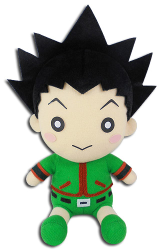 Hunter X Hunter - Gun Sitting Pose Plush 7'', an officially licensed product in our Hunter X Hunter Plush department.