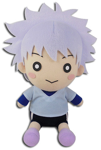 Hunter X Hunter - Killua Plush 7