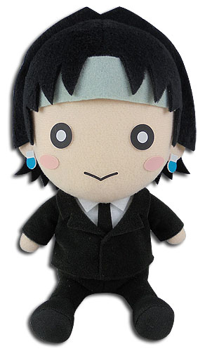Hunter X Hunter - Chrollo Sitting Pose Plush 7'', an officially licensed product in our Hunter X Hunter Plush department.