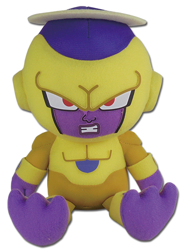 Dragon Ball Super - Golden Frieza 02 Plush 7'', an officially licensed product in our Dragon Ball Super Plush department.