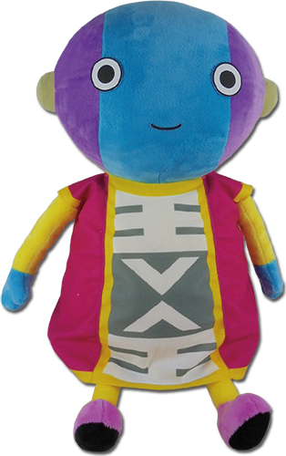 Dragon Ball Super - Zeno Sama Plush 14'', an officially licensed product in our Dragon Ball Super Plush department.