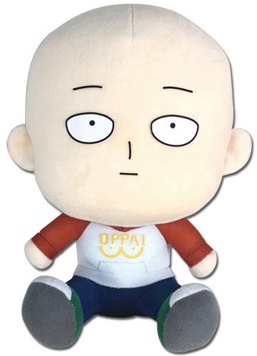 One Punch Man - Saitama Oppai Clothes Plush 7