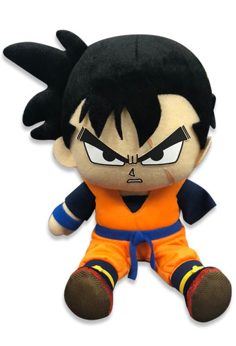 Dragon Ball Super - Future Gohan Sitting Pose Plush 7
