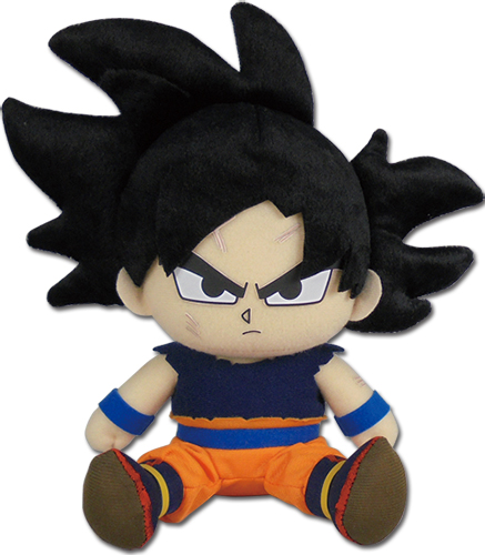Dragon Ball Super - Tournament Of Power Goku Sitting Plush 7'', an officially licensed product in our Dragon Ball Super Plush department.