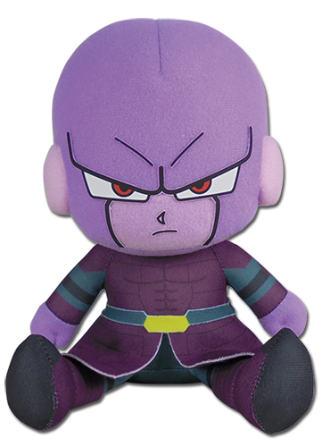 Dragon Ball Super - Hit Sitting Plush 7'', an officially licensed product in our Dragon Ball Super Plush department.