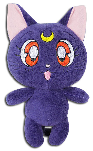 Sailor Moon - Luna Plush 7