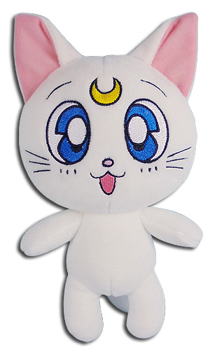 Sailor Moon - Artemis Plush 7