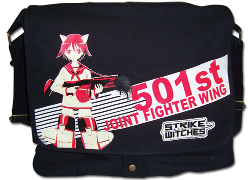 Strike Witches Yoshika Messenger Bag, an officially licensed product in our Strike Witches Bags department.
