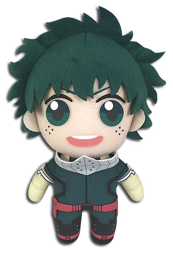 My Hero Academia - Deku Hero Costume Gamma Plush 8'', an officially licensed product in our My Hero Academia Costumes & Accessories department.