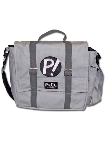 Flcl-p! Messenger Bag, an officially licensed FLCL Bag