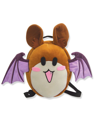 Rosario Vampire Bat Plush Bag, an officially licensed product in our Rosario Vampire Bags department.
