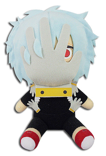 My Hero Academia - Shigaraki Sitting Plush 7'', an officially licensed product in our My Hero Academia Plush department.
