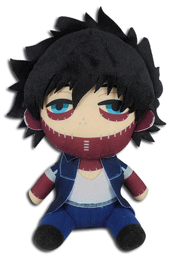 My Hero Academia - Dabi Sitting Plush 7'', an officially licensed product in our My Hero Academia Plush department.