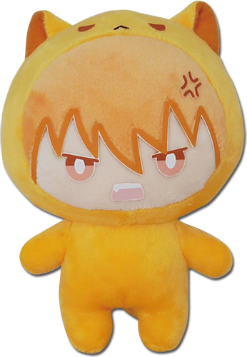 Fruits Basket 2019 - Kyo Cat Plush 6'', an officially licensed product in our Fruits Basket Plush department.