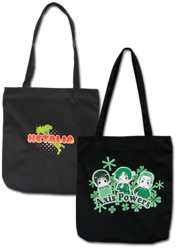 Hetalia Group Tote Bag, an officially licensed product in our Hetalia Bags department.