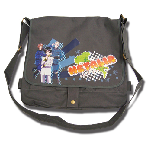 Hetalia Axis Trio Messenger Bag, an officially licensed product in our Hetalia Bags department.