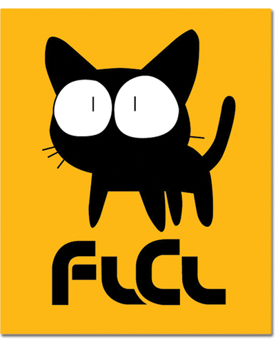 Flcl Takkun Cat Throw Blanket, an officially licensed product in our Flcl Blankets & Linen department.