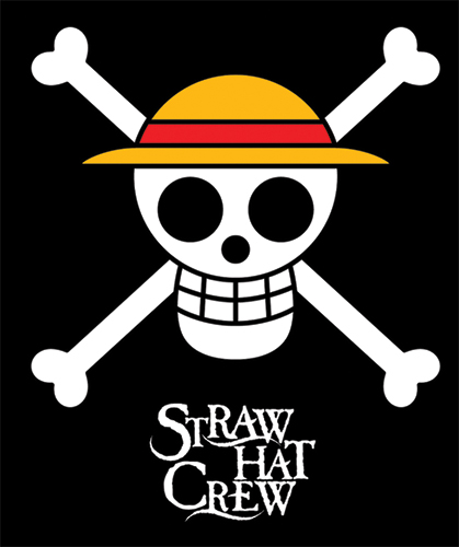 One Piece - Straw Hat Crew Blanket, an officially licensed product in our One Piece Blankets & Linen department.