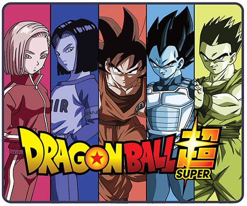 Dragon Ball Super - Group Throw Blanket, an officially licensed product in our Dragon Ball Super Blankets & Linen department.