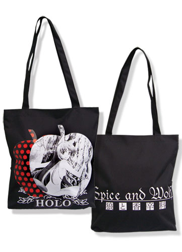 Spice And Wolf Holo Tote Bag, an officially licensed product in our Spice & Wolf Bags department.