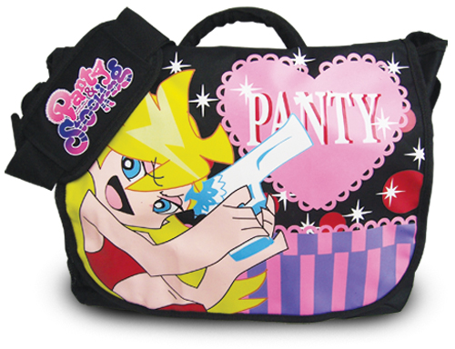 Panty & Stocking Panty Messenger Bag, an officially licensed product in our Panty & Stocking Bags department.