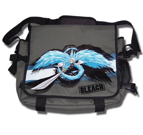 Bleach Hitsugaya Ice Dragon Messenger Bag, an officially licensed Bleach product at B.A. Toys.