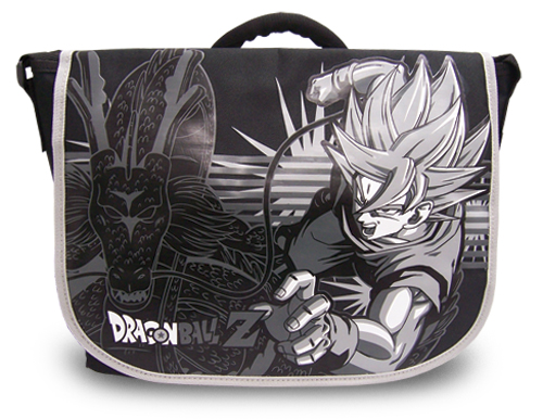 Dragon Ball Z Goku Messenger Bag, an officially licensed product in our Dragon Ball Z Bags department.