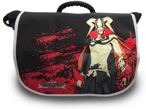 Bleach Ichigo Hallow Messenger Bag officially licensed product at B.A. Toys.