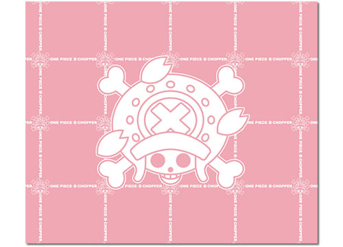One Piece - Chopper Skull Icon Thow Blanket, an officially licensed product in our One Piece Blankets & Linen department.