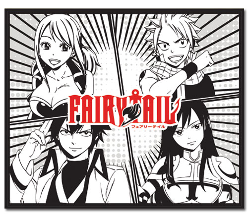 Fairy Tail S5 Group Throw Blanket, an officially licensed product in our Fairy Tail Blankets & Linen department.