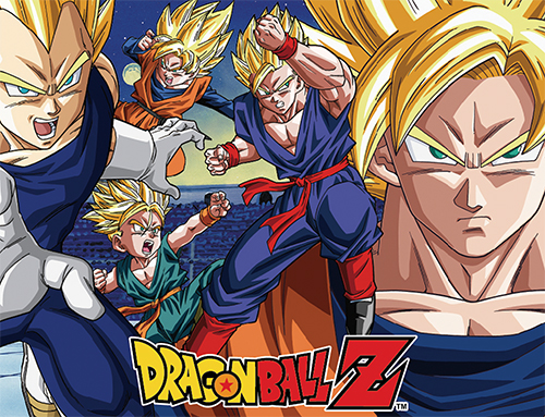 Dragon Ball Z - Group Sublimation Throw Blanket, an officially licensed product in our Dragon Ball Z Blankets & Linen department.