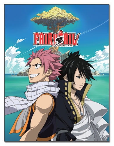 Fairy Tail - Natsu & Zeref Subliamtion Thorw Blanket, an officially licensed product in our Fairy Tail Blankets & Linen department.