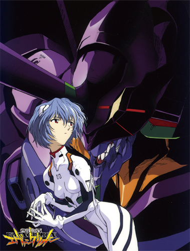 Evangelion - Rei Sublimation Throw Blanket, an officially licensed product in our Evangelion Blankets & Linen department.