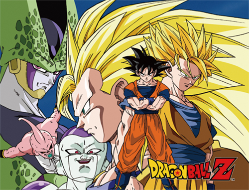 Dragon Ball Z - Justice Vs Evil Sublimation Throw Blanket, an officially licensed product in our Dragon Ball Z Blankets & Linen department.