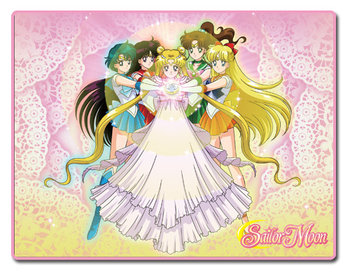 Sailor Moon - Group 05 Sublimation Throw Blanket, an officially licensed product in our Sailor Moon Blankets & Linen department.