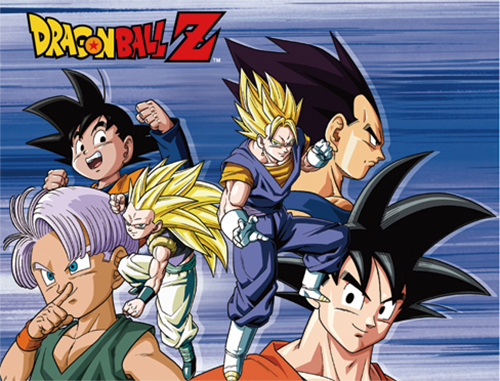 Dragon Ball Z - Group 6 Sublimation Throw Blanket, an officially licensed product in our Dragon Ball Z Blankets & Linen department.