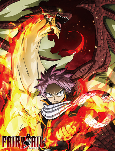 Fairy Tail - Natsu & Dragon Sublimation Throw Blanket, an officially licensed product in our Fairy Tail Blankets & Linen department.
