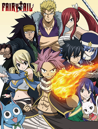 Fairy Tail - Group Sublimation Throw Blanket, an officially licensed product in our Fairy Tail Blankets & Linen department.