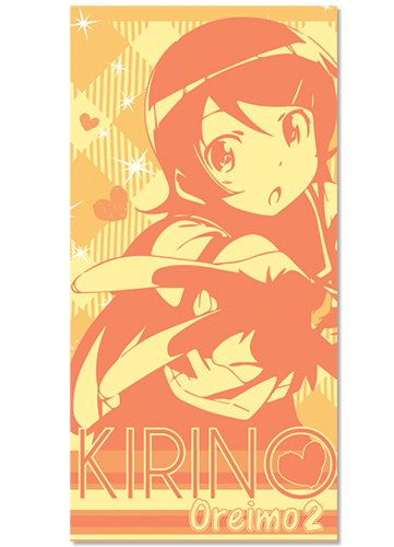 Oreimo 2 Kirino Towel, an officially licensed product in our Oreimo Towels department.