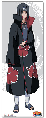 Naruto Shippuden Itachi Wall Scroll-24