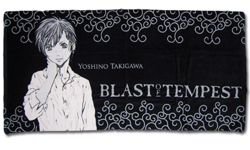 Blast Of Tempest - Yoshino Towel, an officially licensed Blast of Tempest Towels