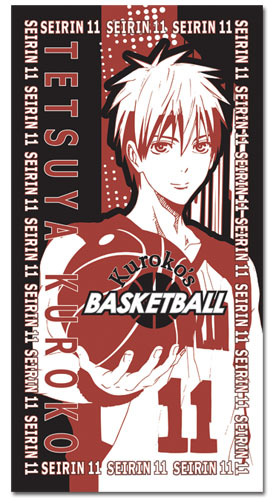 Kuroko's Basketball - Sierin 11 Towel, an officially licensed product in our Kuroko'S Basketball Towels department.
