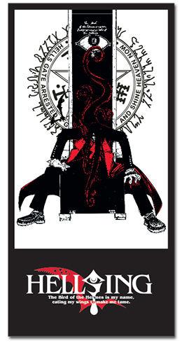 Hellsing Ultimate - Alcurd Towel, an officially licensed product in our Hellsing Towels department.