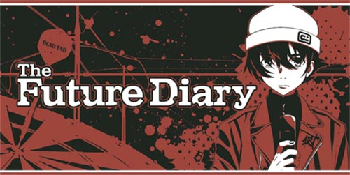 Future Diary - Yukiteru Towel, an officially licensed product in our Future Diary Towels department.