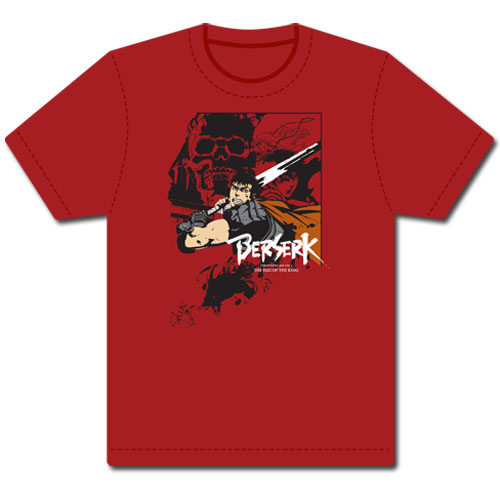 Berserk Guts Slash T-Shirt M, an officially licensed product in our Berserk T-Shirts department.