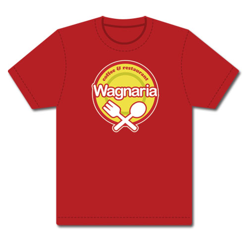 Wagnaria!! Restaurant Logo T-Shirt L, an officially licensed product in our Wagnaria!! T-Shirts department.